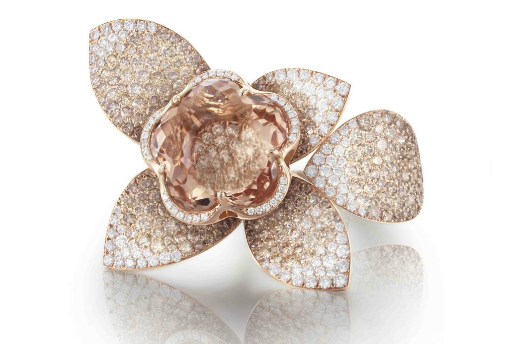 Pasquale bruni e i suoi gioielli artigianalit valenzana for Creazioni giardini