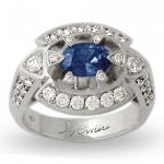 Rivière jewellery – L'arte che si trasforma in gioiello