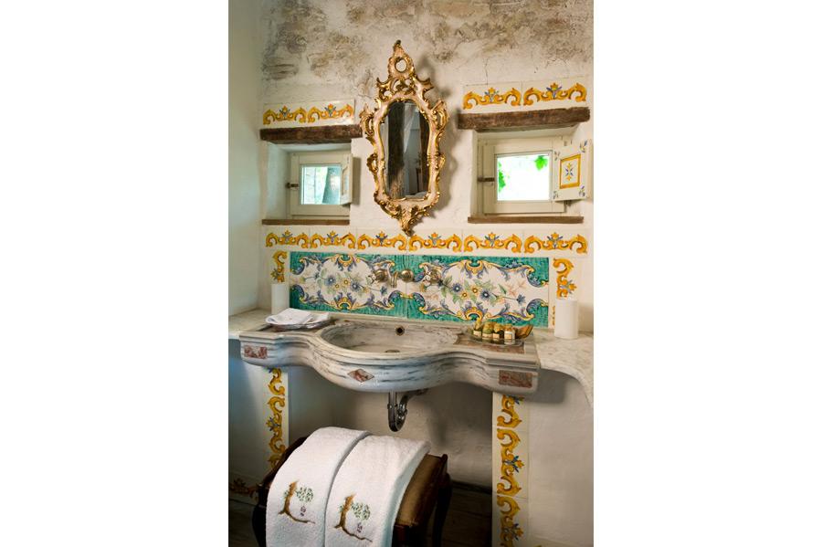 hotelito lupaia - gallery interni bagno