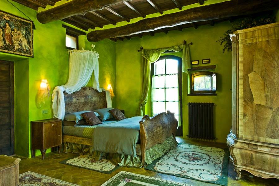 hotelito lupaia - gallery suite verde
