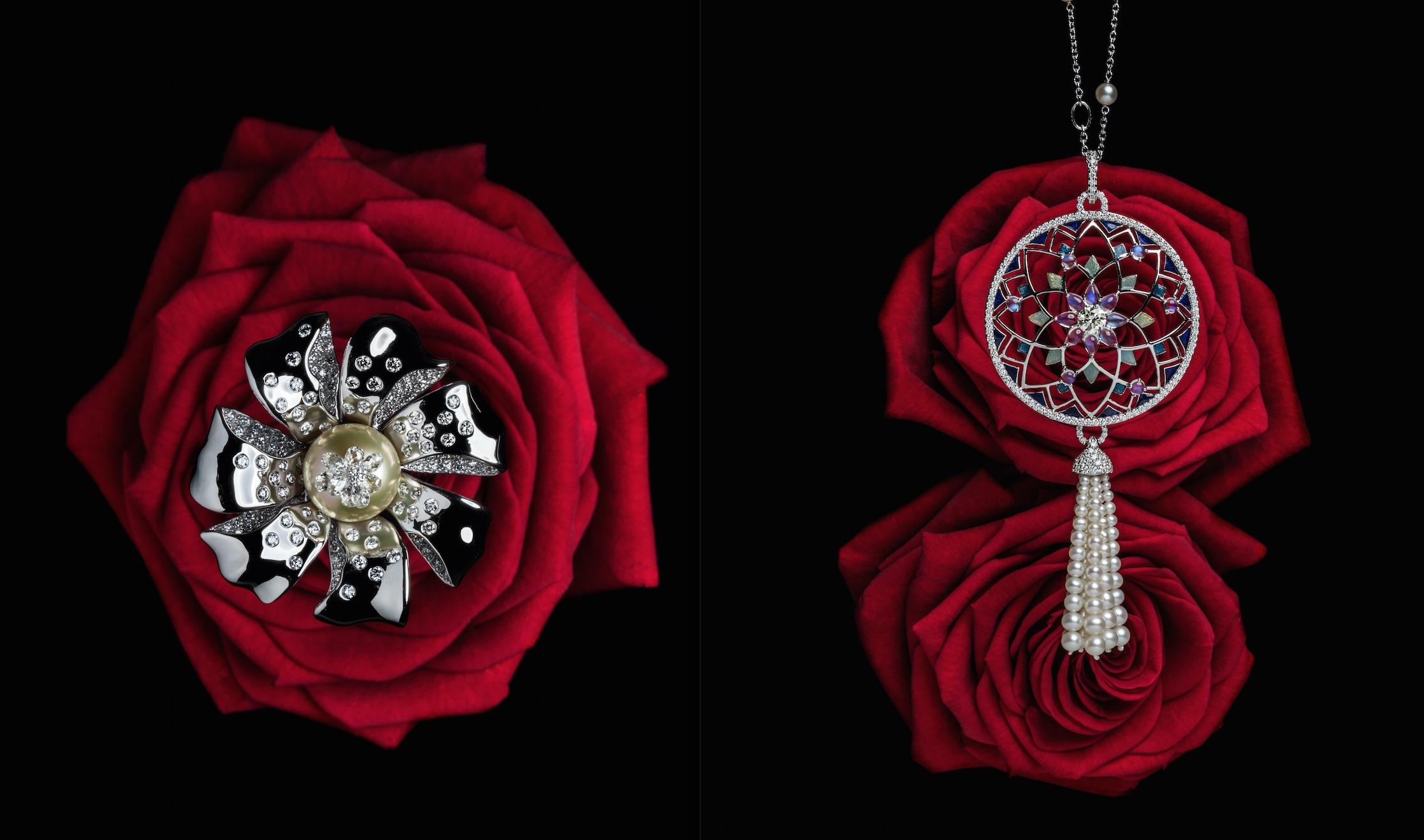 Roxalana design innovativi per l 39 alta gioielleria ginevrina for Designer gioielli