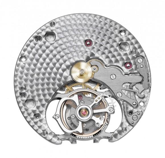 orologio Drive de Cartier: dettagli del calibro