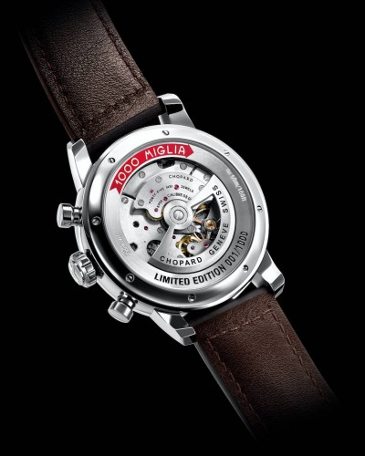 Orologio Chopard, Mille Miglia 2016 XL Race Edition - 3 - Black - 168580-3001