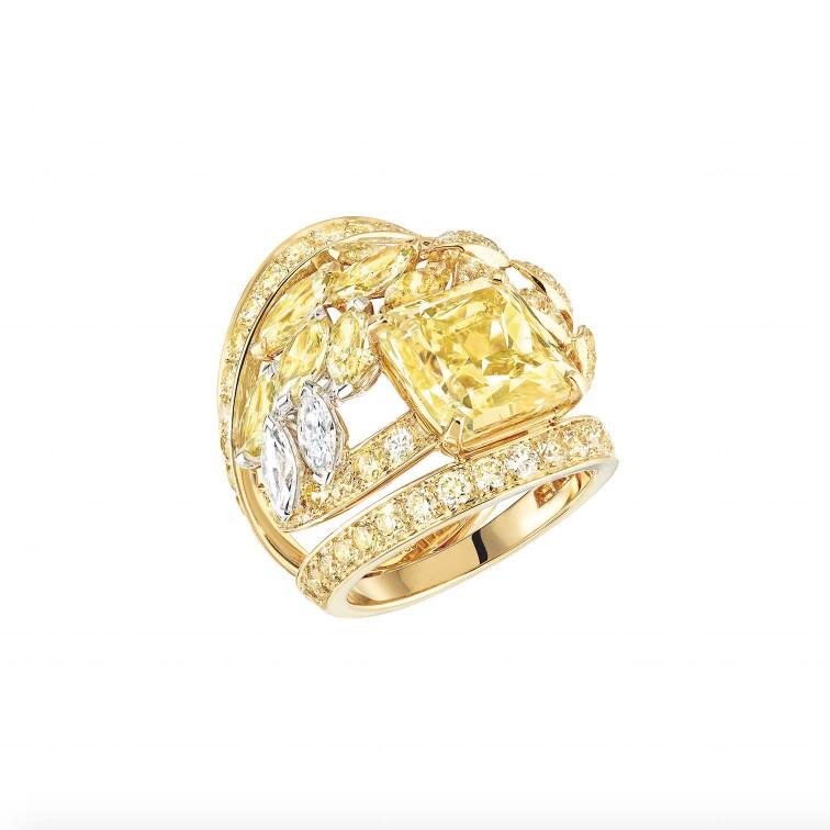 Anello FETE DES MOISSONS - Collezione Les Bles de Chanel - Fine Jewelry