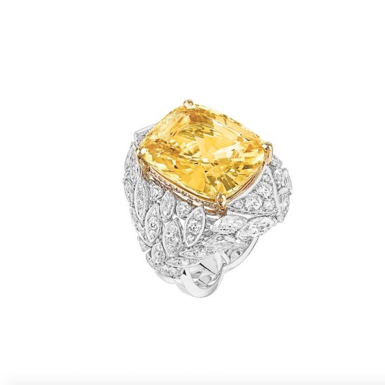 Anello MOISSON D OR - Collezione les Bles de Chanel - Alta gioielleria