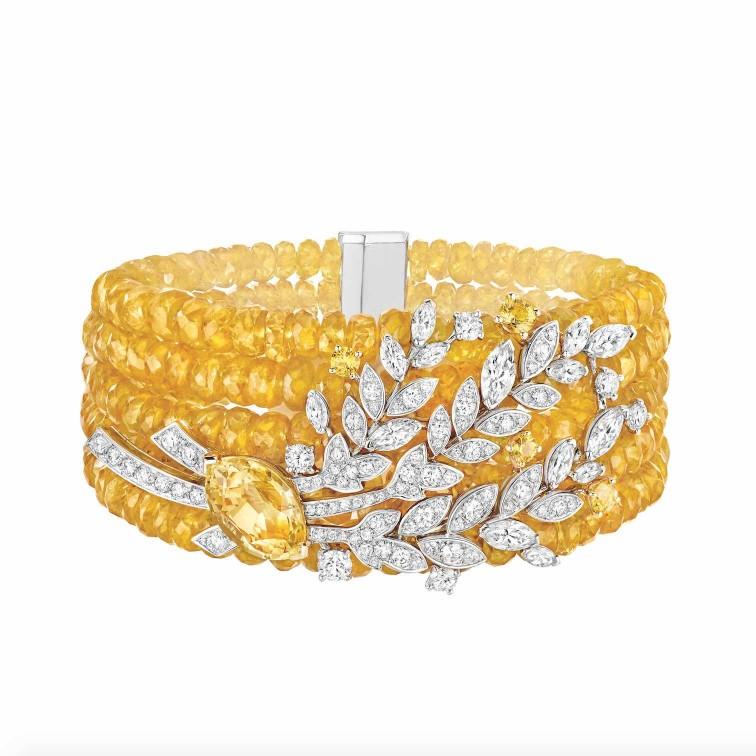 Bracciale MOISSON D'OR - Collezione Les Bles de Chanel -CHANEL Fine Jewelry