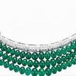 Émeraude en majesté – Il tributo di Van Cleef & Arpels agli smeraldi