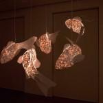 Larry Gagosian illumina Roma con le Fish Lamps di Frank Gehry