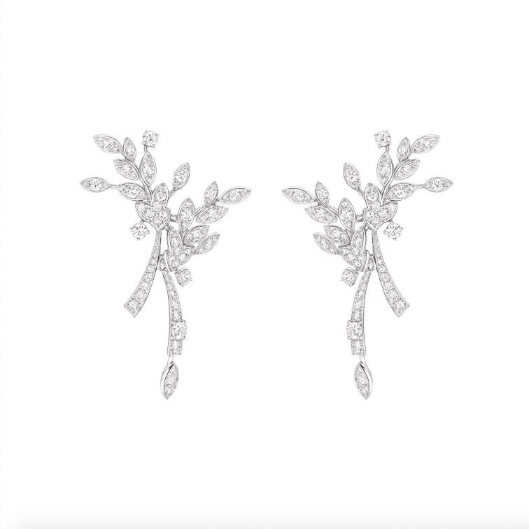 Orecchini PREMIERS BRINS - %22Les Bles CHANEL%22 - Fine Jewelry
