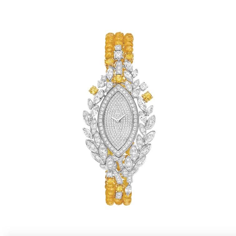 Orologio MOISSON D OR - Collezione Les Bles de Chanel - Alta gioielleria