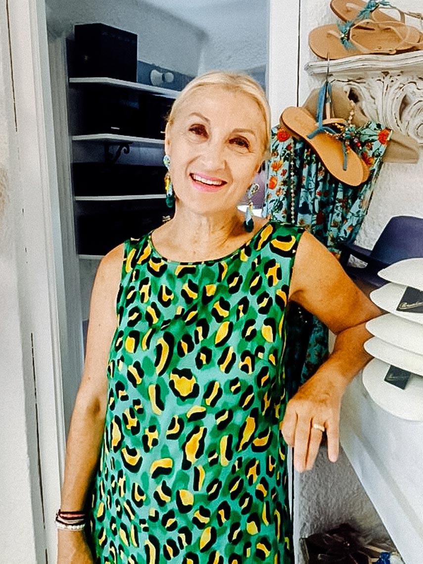 The Ducker - la stilista Rosangelina Fioretto ideatrice del marchio Isabel Thomas