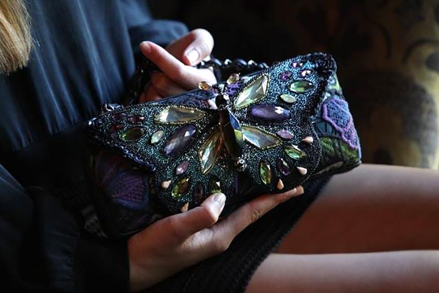 The Duckers - Mary Frances - Dreamweaver Handbag