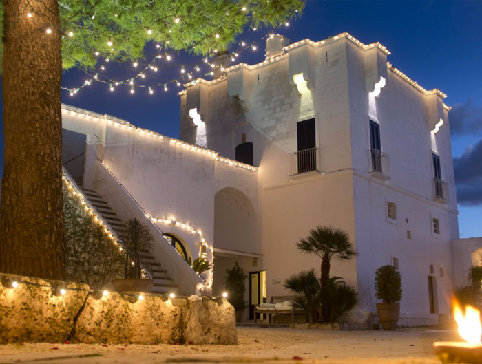 The Ducker - Masseria Torre Maizza - Resort Lusso in Puglia