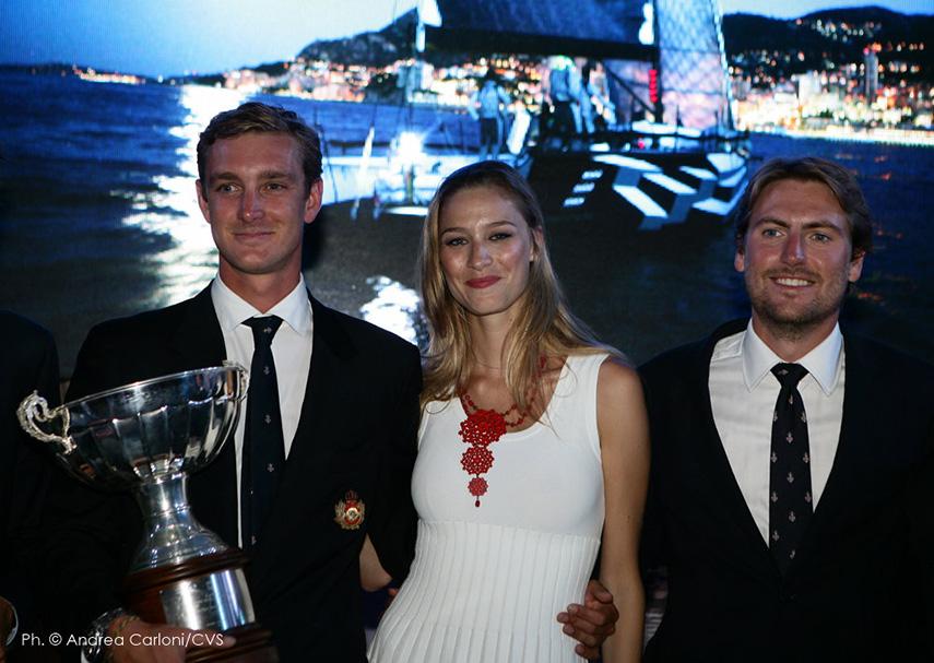 The Ducker - Regata Palermo - Montecarlo - Cerimonia premiazioni 2013