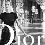 Victoire de Castellane per Dior a Versailles