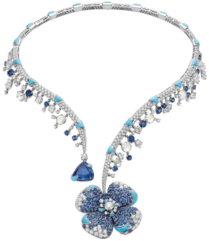 bulgari gioielli tutto il fascino dell italia nell alta