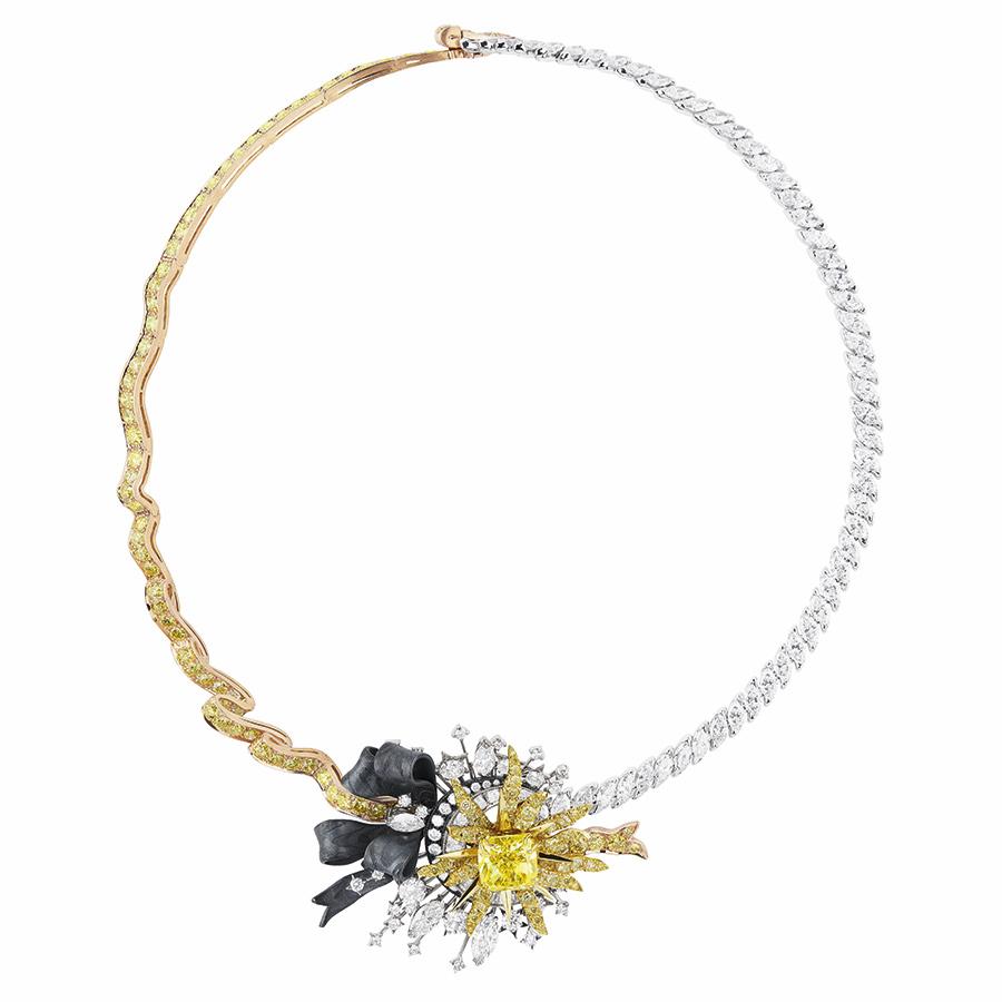 Victoire de Castellane per Dior - SALON D'APOLLON NECKLACE