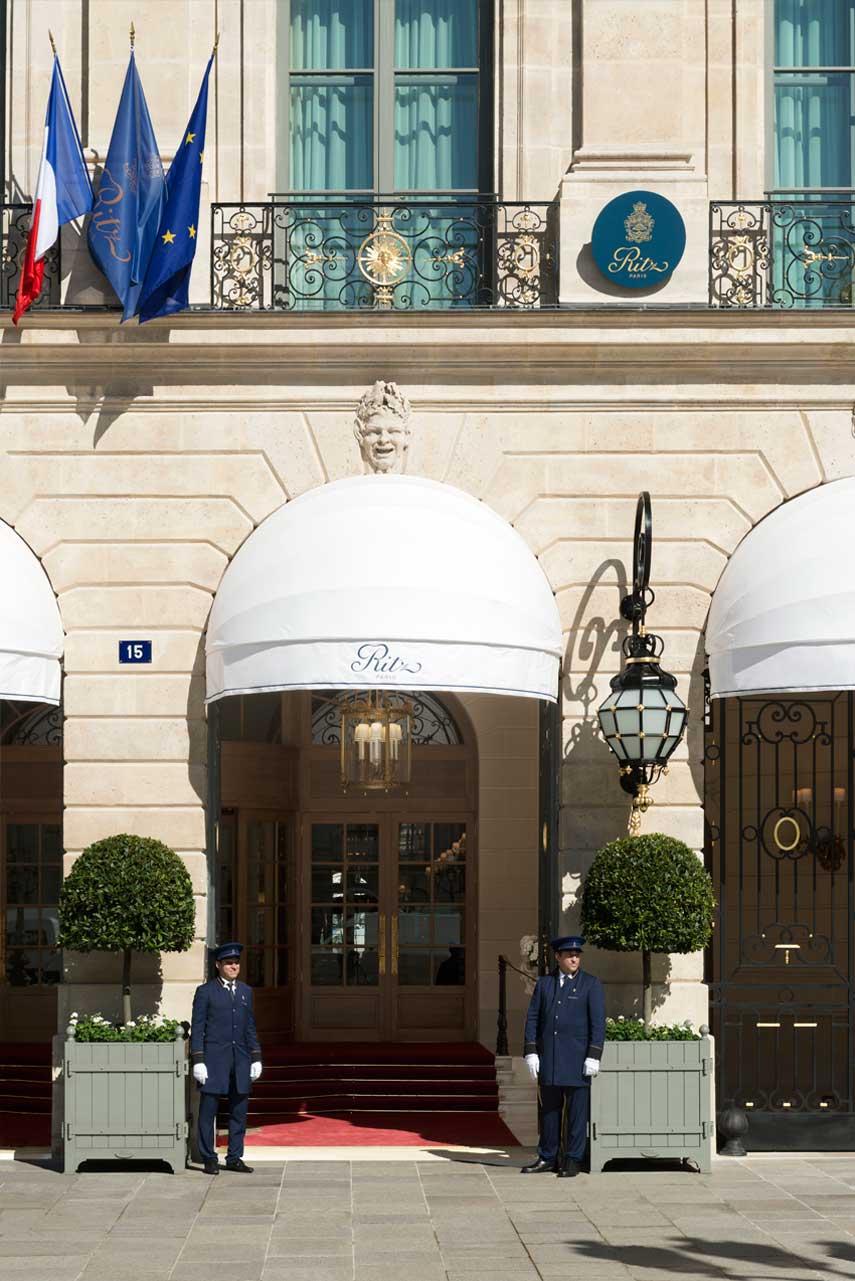 Hotel Ritz Parigi - Faáade ∏ Vincent Leroux (2)