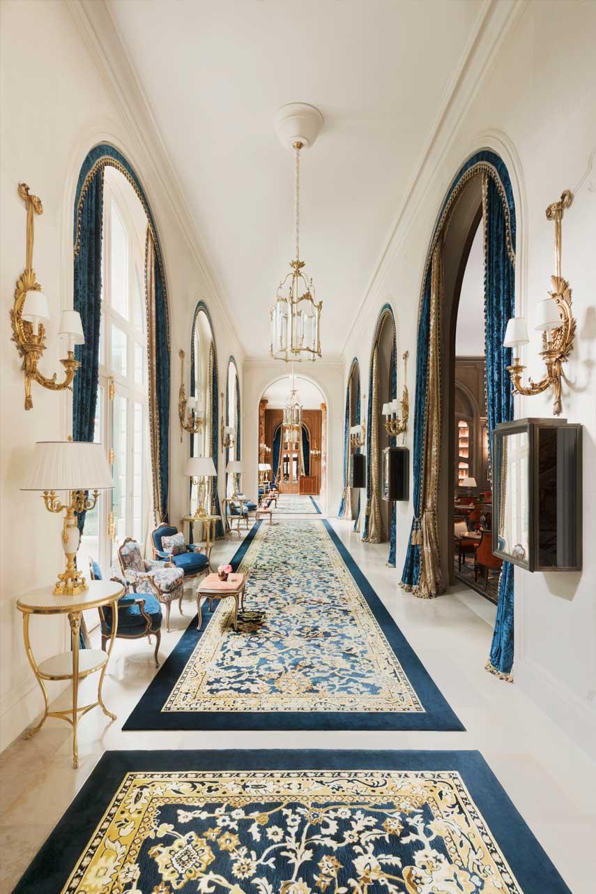 Hotel Ritz Parigi - Lobby ∏ Vincent Leroux (2)