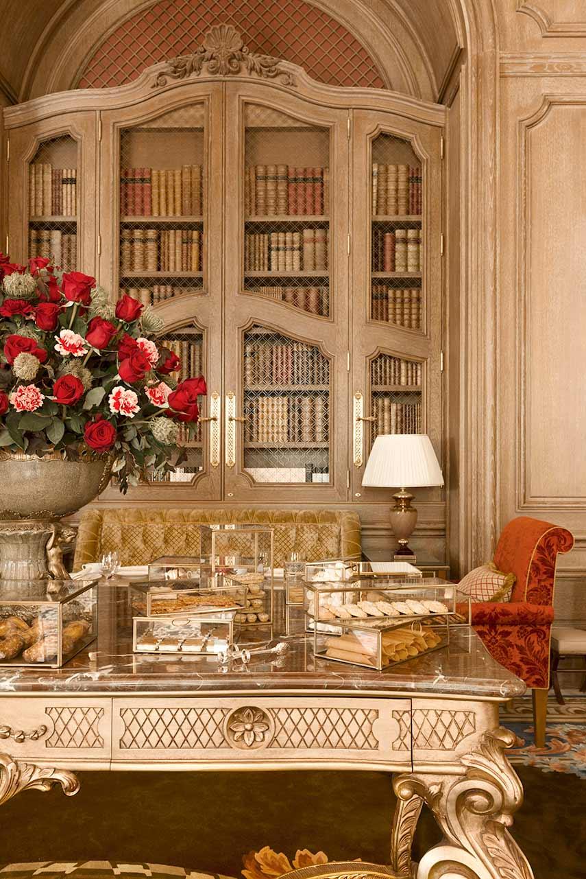 Hotel Ritz Parigi - Salon Proust ∏ Vincent Leroux (2)