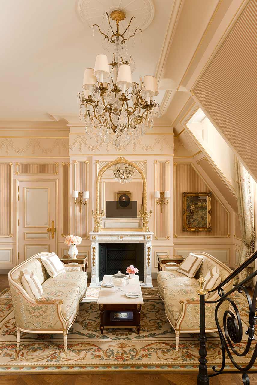 Hotel Ritz Parigi - Suite CÇsar Ritz ∏ Vincent Leroux (2)