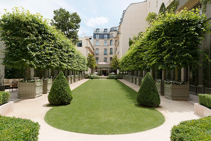 Hotel Ritz Parigi - Grand Jardin ∏ Vincent Leroux (1)