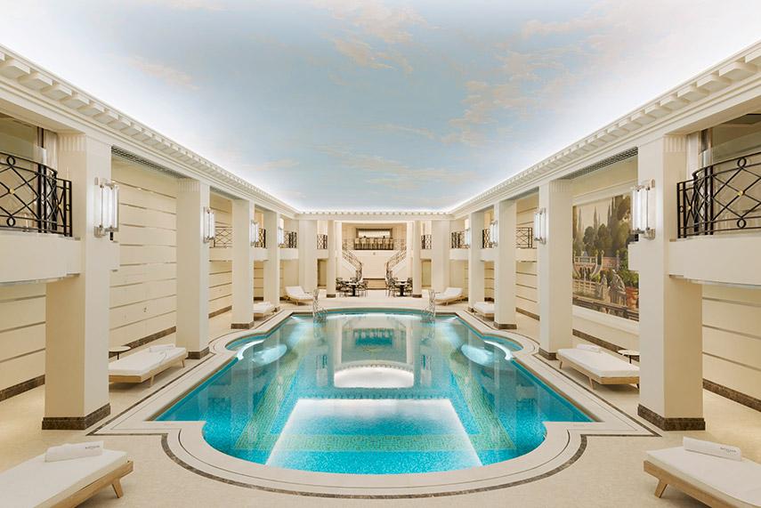 Hotel Ritz Parigi - Piscine ∏ Vincent Leroux (3)