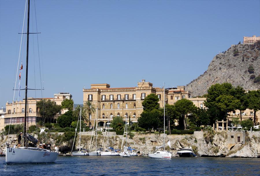 Palermo Montecarlo - la vittoria di Rambler alla regata velica - foto 09