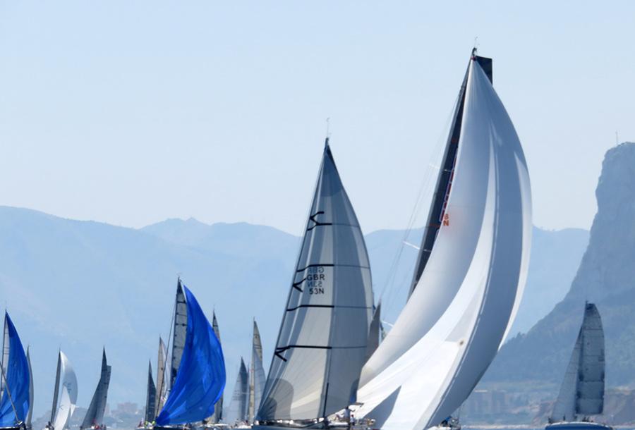 Palermo Montecarlo - la vittoria di Rambler alla regata velica - foto 11