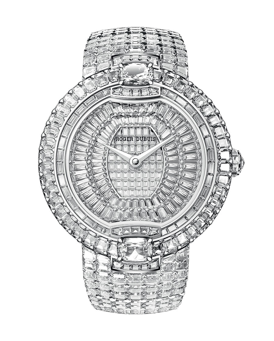 shining time - Roger Dubuis - Velvet Ribbon