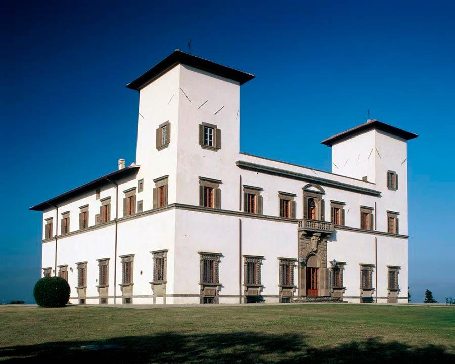 Residenze d'epoca Villa Le Corti - Esterno della villa