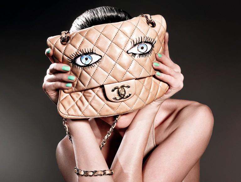 gabrielle chanel - borsa-copertina