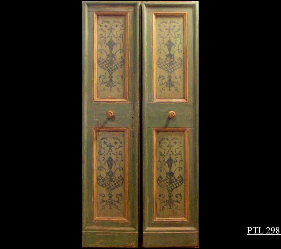 Simone marro ed il regno delle porte antiche - Porte decorate antiche ...