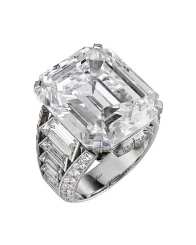 Cartier Magicien anello Illumination