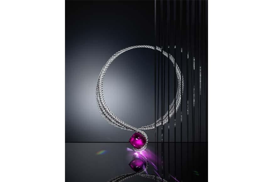 Cartier Magicien Collier QUETZAL