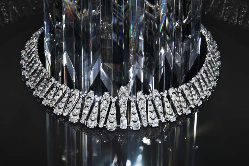Cartier Magicien collier Incantation