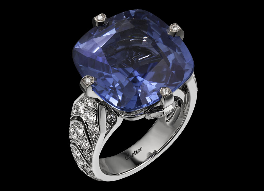 spesso Cartier Magicien: la magica fiaba dell'alta gioielleria LZ46