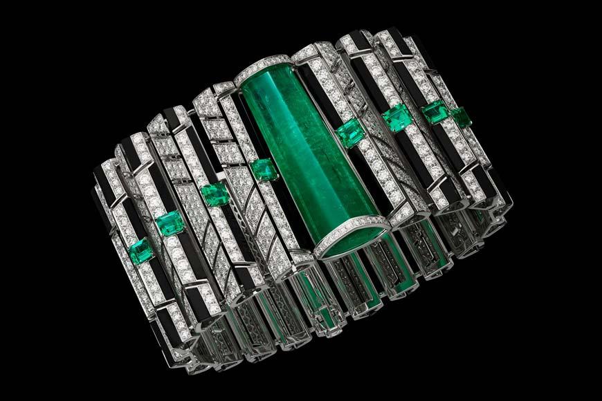 Cartier Magicien bracciale Cinètique