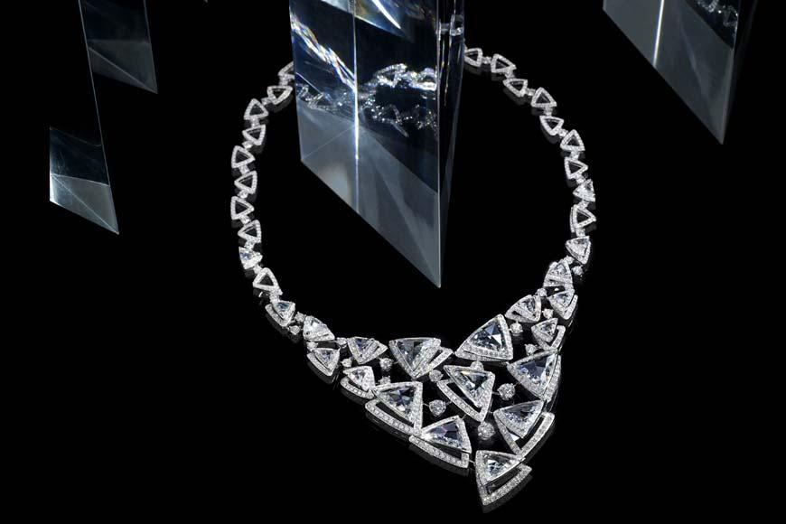 Cartier Magicien collier Luminance