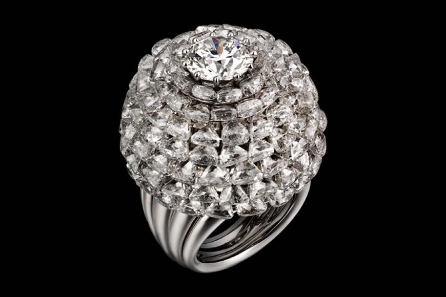 Cartier Magicien Anello CLAIRVOYANTE