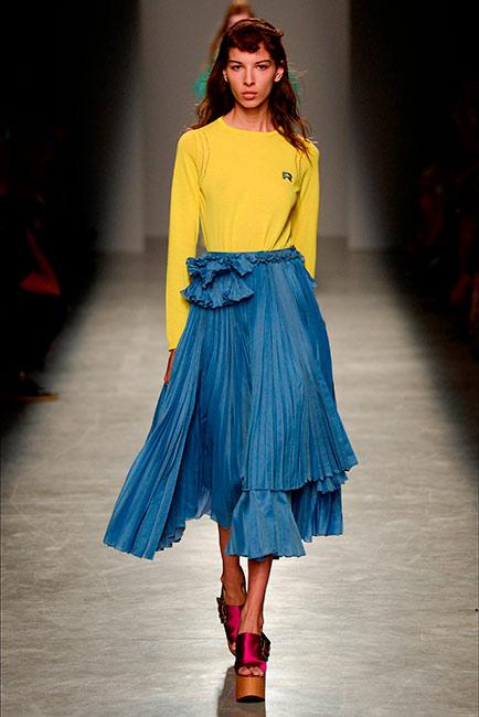 Milano Parigi - modella Rochas