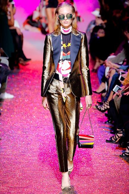 Milano Parigi - modella Elie Saab