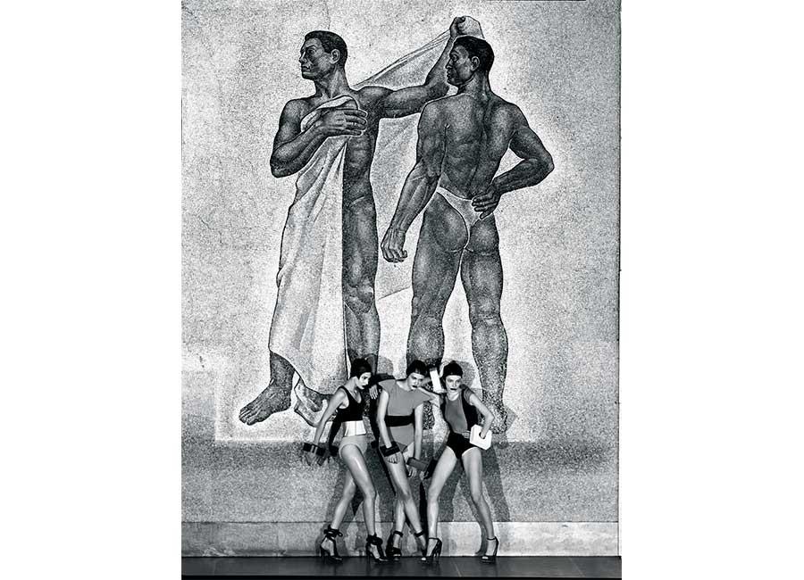 Giovanni Gastel. Quarant'anni di storia e di immagini: untitled-roma-2008