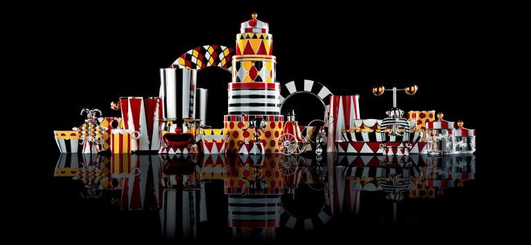 Design Week - Marcel Wanders firma la linea Alessi Circus - img prodotti - foto highilight