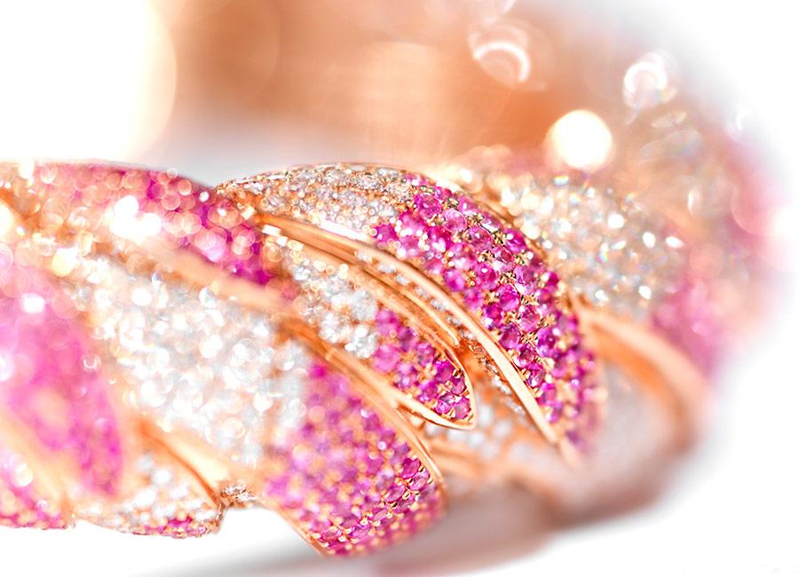 alta-gioielleria-nirav-modi-bracciale-flamingo-embrace-dettaglio