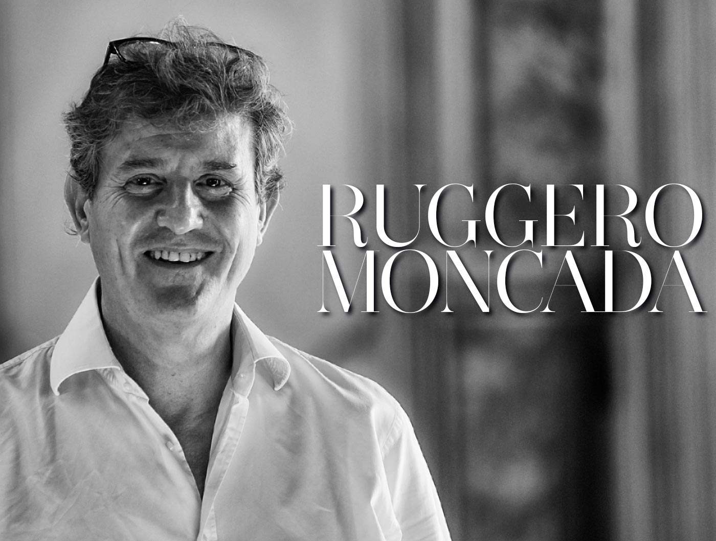 Ruggero Moncada e Palazzo Biscari