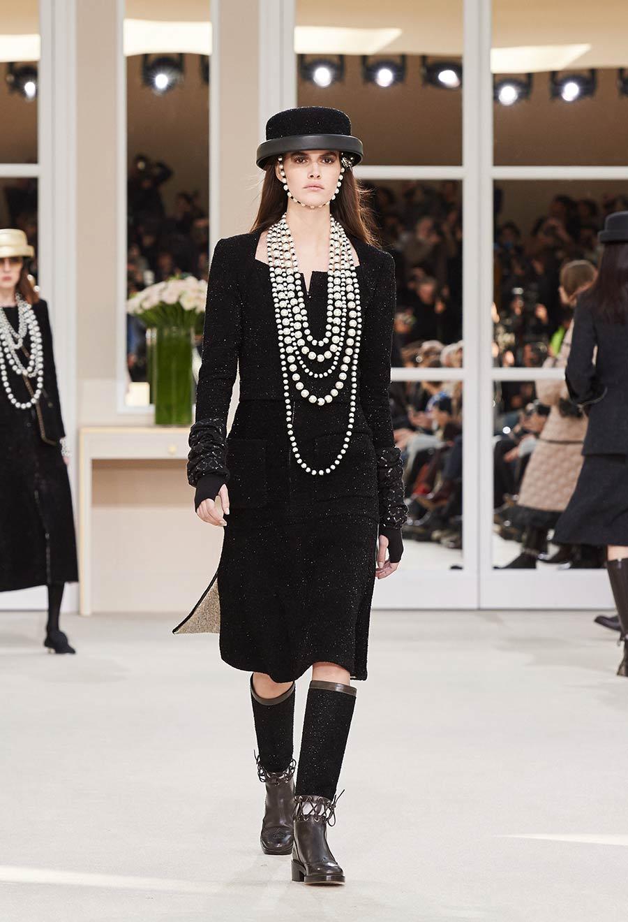 Little Black dress - Chanel sfilata