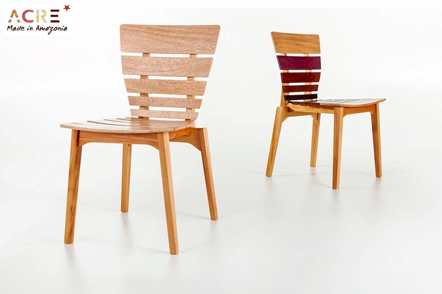design week - sedie collezione EStrela