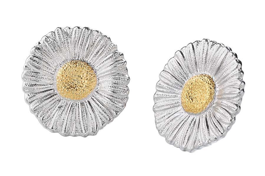 Buccellati - Gallery Margherita - orecchini bottone