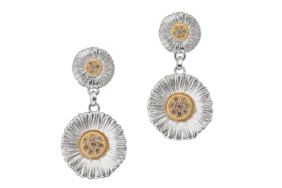 Buccellati - Gallery Margherita - orecchini diamanti